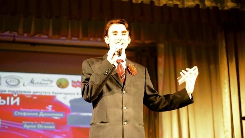 Член жюри Сергей Волошин (Таганрог)