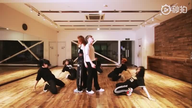 Zhu Xing Jie (朱星杰/J.zen) — 魂不守舍 [Dance Practice Video]