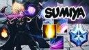 Sumiya Platinum Level Invoker, TOP 1 Dotabuff, First one to be a Master! - Dota 2