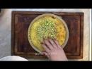Кюнефе по-турецки, жареный на сковороде- рецепт от