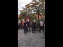 Ravensburg kurz nach der Messerattacke