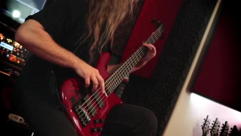 Alex Webster- Conquering Dystopia _Kufra at Dusk_ Playthrough (Bass).mp4