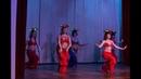Группа Азиза СВТ ЭльДанс Цветочный сад Танец с подносами