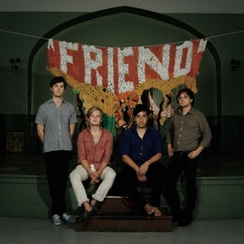 grizzly bear альбом Friend EP