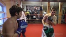 08.02.2015 Ivans Ļevickis (LAT) VS Olegs Asejevs (LAT) proboxing.eu
