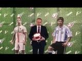 Виктор Мелихов приветствует гостей форума G3 в Ростове-на-Дону