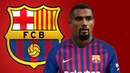 Kevin Prince Boateng ● Welcome to Barcelona 2019 ● Skills Goals