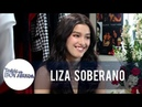 TWBA: Liza's mother approves Enrique Gil