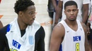 Demar DeRozan Rudy Gay SHOW OUT at The Drew League San Antonio Spurs Duo