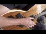 California Dreamin (Harp Guitar Cover) Jamie Dupuis