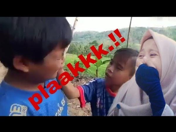 Video Lucu Terbaru kompilasi bocah ngapak di jamin ngakak