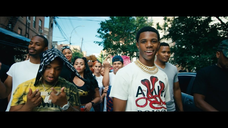 Don Q A Boogie Wit Da Hoodie - Yeah Yeah (feat. 50 Cent Murda Beatz) [Official Music Video] [HHH]