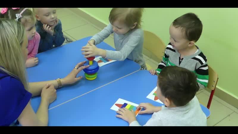 Общий блок (развивашки от 3 до 7лет)