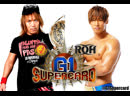Tetsuya Naito(c) vs Kota Ibushi Highlights-Tribute(Naibushi) (ROH/NJPW G1 Supercard2019⁄IWJP IC Champhionship)