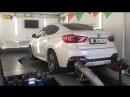 BMW X6 F16 40d: Stage 2+ (+104 Hp +171 Nm), 4.8 сек 0-100