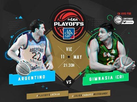 Liga Nacional: Argentino vs. Gimnasia   LaLigaEnTyCSports