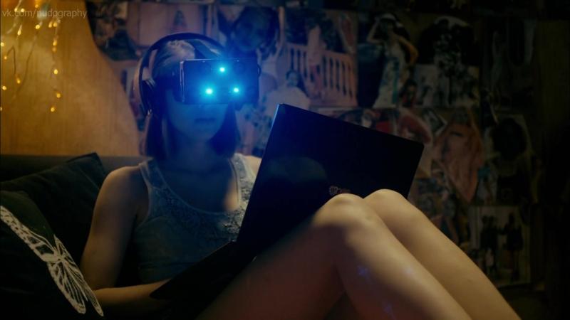 Яна Енжаева в сериале Sпарта 2016 Егор Баранов Серия 2 1080p Голая Секси ножки