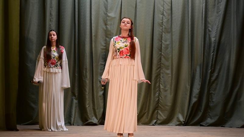 Полина Найденова - Ладога родная (муз. А.Названов - сл. Е.Махаева) обрезка 1 мин.