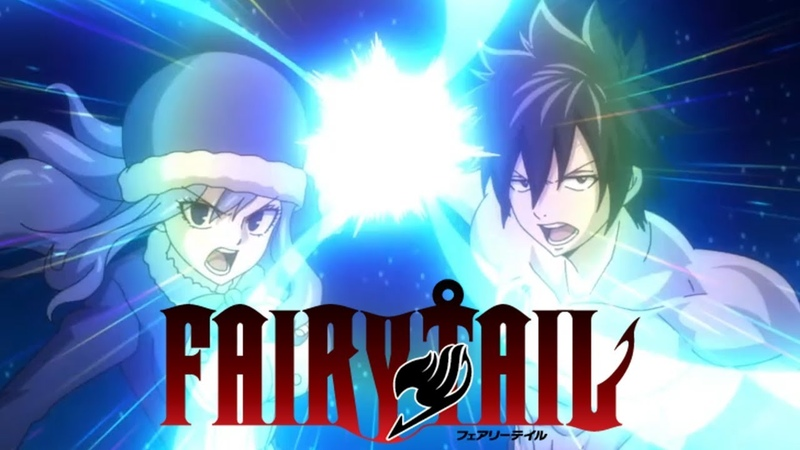 Fairy Tail Final Season - Opening   Power of the Dream