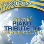 Piano Tribute Players альбом Peaceful Piano Tribute to Contemporary Hits