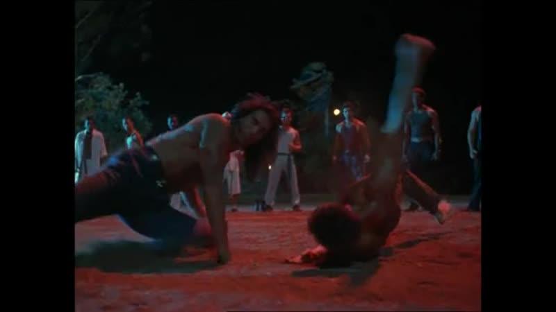 Только сильнейшие 1993 Финальная сцена Бой Луиса и Сильверио
