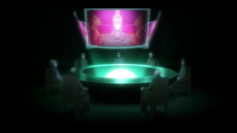 Комета Люцифер / Comet Lucifer (1-12 серии)