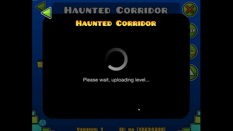 Geometry Dash ► Haunted Corridor ► Edit by Shadred