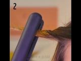 5 ленивых способов завить волосы.