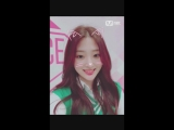 Ahyeong 18.06.15 Pick Me (Nekkoya) Special Wink Video @ Produce 48