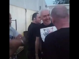 H.P., Klubbheads, Paul Elstak - Backstage @ We Love The 90's (Netherlands) (2017)