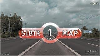 Мини отчёт по карте SibirMap v 0 3 1 2 тест растительности и FPS