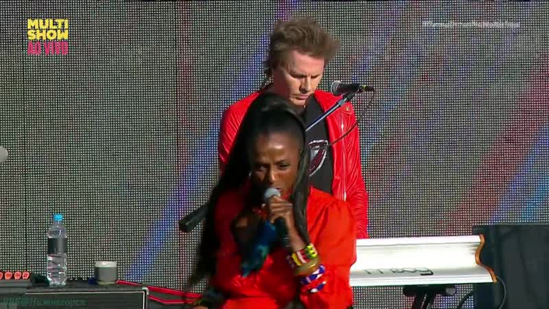 DURAN DURAN - Last Night In The City (Live at Lollapalooza, Sao Paulo, Brazil, 26.03.2017)