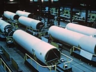 Исследования космического пространства в США / United States Space Explorations (1958)