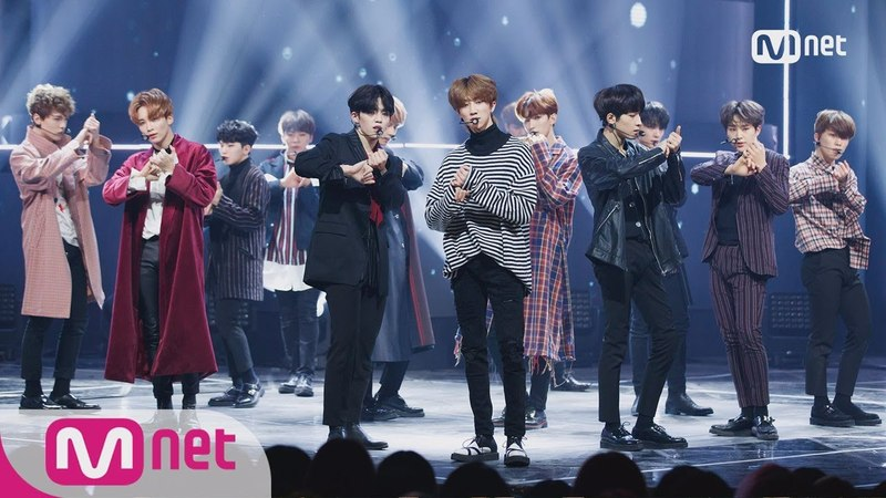 [SEVENTEEN - THANKS] Comeback Stage | M COUNTDOWN 180208 EP.557