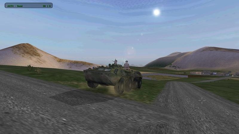 Arma: Could War Assault - WGL mod/ Game Meeting/ Игровой сбор (16.02.19)