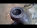 ремонт экскаватора погрузчика Volvo BL61