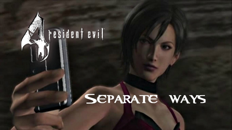 Resident Evil 4 - Разные пути   Ada Wong campaign [ Chapter 4 ]