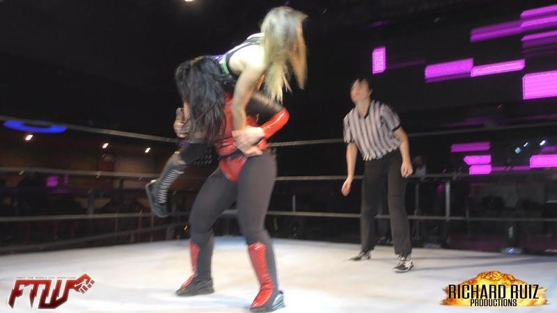 Natalia Markova vs Allie Recks (FTW Wrestling)