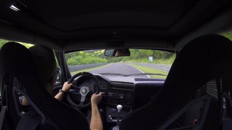 FH Performance BMW E30 318is _ 8_30.59 min BTG _ Touristenfahrten Nordschleife