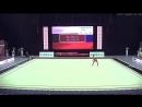 Екатерина Селезнева - булавы многоборье World Challenge Cup 2018, Минск