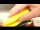 Как удалить жирный налет на кухне