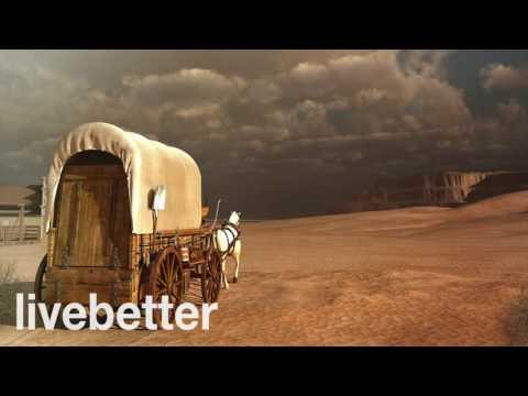 Música del Viejo Oeste Americano Alegre Instrumental   Música Western Wild West de Vaqueros e Indios