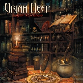 Uriah Heep альбом Logical Revelations