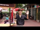 [INTERVIEW] Интервью Рена для AMARIN TVHD в Таиланде на съёмках ситкома Coffee Society 4.0