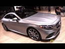 2018 Mercedes S560 Coupe Exterior and Interior Walkaround 2018 New York Auto Show