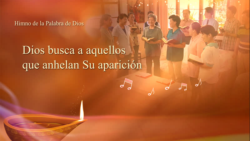 Música cristiana 2018 | Dios busca a aquellos que anhelan Su aparición Dios está aquí