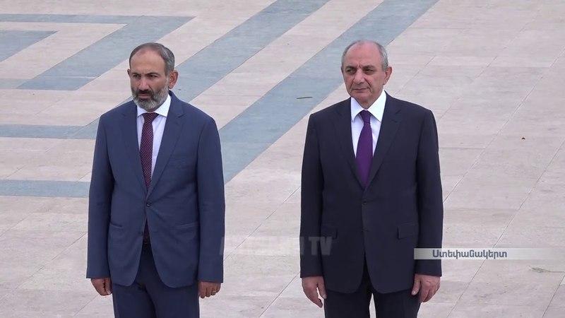 Հայկական երկու հանրապետությունների ղեկա