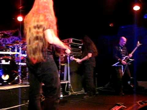 CRYPTOPSY - Live in Brno, Czech Rep. 19.11.2008 by Azazello