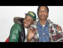 Tyler The Creator and A$AP Rocky being cute for 8 minutes and 24 seconds straight