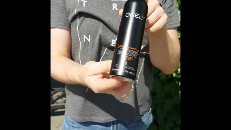Сухой шампунь для волос от Farmavita